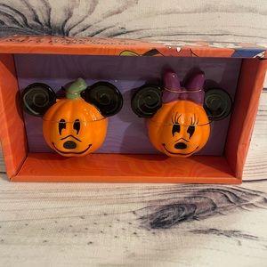 Disney Halloween Salt & Pepper Shakers